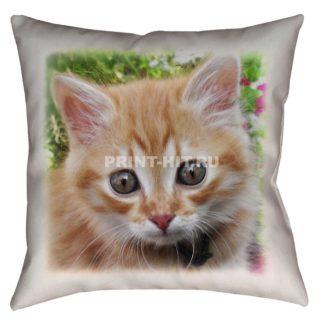 подушка кот купить