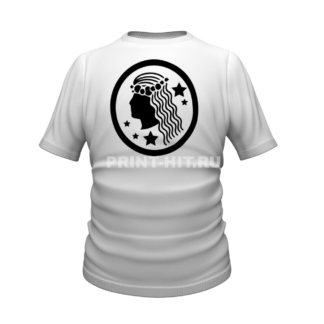 футболка знак зодиака дева