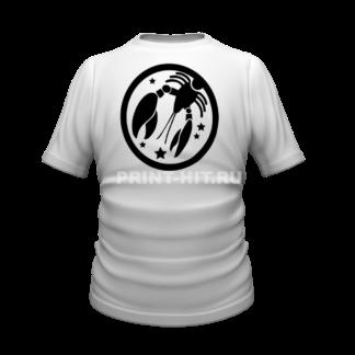 футболка знак зодиака рак
