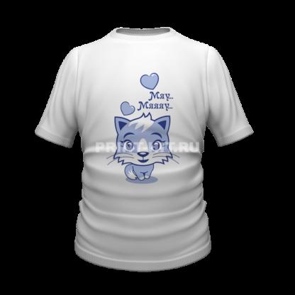 футболка парная для двоих 8
