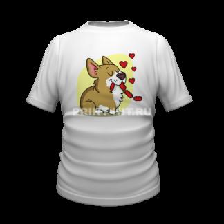 футболка парная для двоих 36