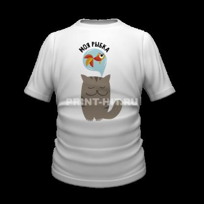 футболка парная для двоих 14